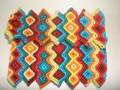 131 Täschchen (knotting_herbert) Tags: purse knotting täschchen knüpfen