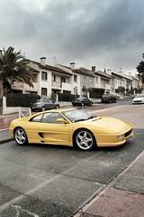 Ferrari 355 (xwattez) Tags: auto france car italian automobile ferrari voiture transports 355 berlinetta 2015 balma italienne vhicule rassemblement
