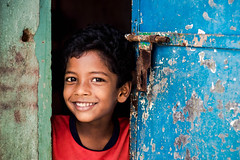 Portrait of a Kid (Joshua Jaay Anuranjan) Tags: portrait kid portraiture cwc colorsoflife chennaiweekendclickers walksalavakkam
