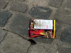 dead firework Bielefeld Germany 1st January 2014 New year's day   01-01-2014 14-23-13 (dennoir) Tags: christmas new germany dead closed day market 1st january firework years bielefeld jahnplatz 2014 130825 01012014