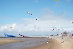 CTW2015 [22] (Ian R. Simpson) Tags: sea sky kite beach hotel flying skies jetty flight kites lancashire shore morecambe kitefestival midlandhotel stonejetty morecambebay catchthewind2015