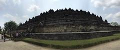 Jogja 1298 (raqib) Tags: architecture indonesia temple java shrine buddha stupa buddhist relief jogja yogyakarta yogya buddhisttemple borobudur basrelief magelang candi javanese mahayana buddhistmonastery borobudurtemple djogdja sailendra djogdjakarta