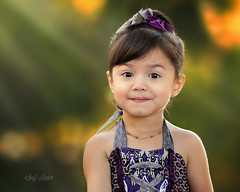 Ava (Portraits by Suzy) Tags: las vegas autumn light sunset summer baby sun blur green fall girl beautiful beauty smile up childhood by portraits canon children model eyes toddler warm photographer child close purple natural bokeh suzy mead 6d