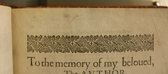 Context image from Penn Libraries Folio PR2751 .A1 (Provenance Online Project) Tags: englandlondon 1623 shakespearewilliam15641616 pennlibraries contextimagenonevidence foliopr2751a1