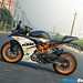 KTM RC 390 Long Term