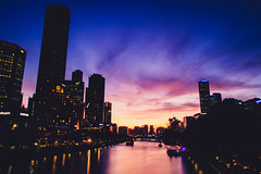 Night's Dawn (coalphotography) Tags: sunset downtown australia melbourne yarra crown cbd alexander crowncasino yarrariver 2015 capturethemoment legaree coalphotography alexanderlegaree coalphotograhy