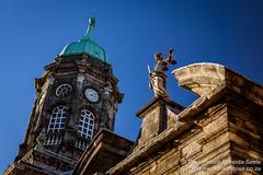 Dublin Castle, Ireland (NativePaul) Tags: november autumn ireland vacation dublin irish holiday castle weekend oldbuilding dublincastle 2015 november2015