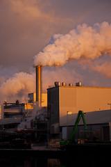 IMG_3570 (chemist72 (Pascal Teschner)) Tags: industry afternoon groningen sugarfactory hoogkerk aduarderdiep