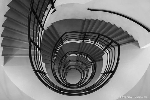"""Office Staircase • <a style=""""font-size:0.8em;"""" href=""""http://www.flickr.com/photos/53054107@N06/22845473031/"""" target=""""_blank"""">View on Flickr</a>"""