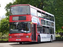104 - Travel West Midlands 4001 - R1 NEG (Glenn De Sousa) Tags: travel west abbey national express spectra midlands woburn 2015 4001 optare showbus