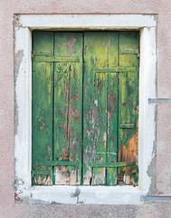 History through paint layers (Xuberant Noodle) Tags: venice italy color window beautiful colorful paint pretty shutter layer