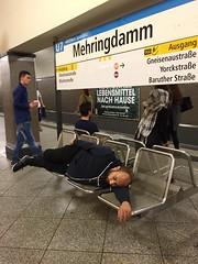 Syrians are everywhere. Kreuzberg, August 2015. (joelschalit) Tags: berlin germany refugee arab syria asylumseeker
