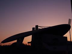 Abu Dhabi Cricket Stadium (Imran Shahabuddin) Tags: stadium cricket abu dhabi