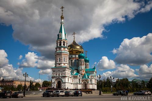 Cerkiew w Omsku