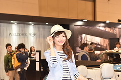 DSC_8391 (hideto_n) Tags: portrait cute girl car japan japanese nikon automobile pretty nagoya d750 motor motorshow         2015 19 nikond750