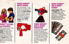 Bionic Woman (WEBmikey) Tags: toys memories kenner bionicwoman sixmilliondollarman