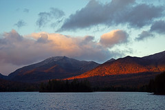 20151017_91a (mckenn39) Tags: water lake nystate adirondacks nature elklake fallcolor leafchange autumn fall
