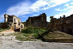 Poggioreale, Sicily, October 2015039 (tango-) Tags: italien italy earthquake italia italie sicilia belice terremoto sizilien sicilie