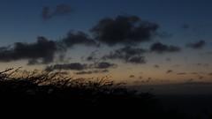 Makapu'u Lighthouse (kateychymei) Tags: ocean lighthouse beach night clouds sunrise canon rebel hawaii oahu hike cliffs sl1 makapuu