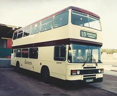 Turners(PMT)-DOG742 (Tony 3167) Tags: turners pmt ecw easterncoachworks leylandolympian doubledecker bus a742gfa
