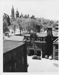 Proximity to Parliament Buildings [Ottawa, Ontario] (Law Society of Upper Canada Archives) Tags: police policestation firehall firestation parliamentbuildings ottawa