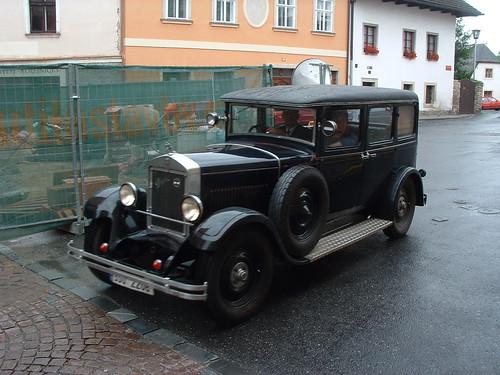 Kutná Hora, Régi idők kocsija