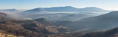 """The Misty Mountains Cold"" III (Milos Golubovic) Tags: gorge serbia suva planina dry ples ngc nikon 55200mm d7100 fog mist srbija scenery autumn afternoon sicevo klisura greatphotographers"
