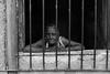 Los Habaneros - Manuella (.sl.) Tags: bw centro cuba lahavane people portrait streetphotography women womenportrait jail window blackandwhite cubean