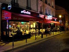 Paris - Pub Gaité (cnmark) Tags: france paris montparnasse ruedelagaité pub bar gaité night nacht nachtaufnahme noche nuit notte noite ©allrightsreserved