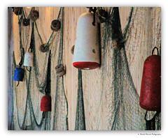 Cabane du pêcheur / Fisherman's cabin (deplour) Tags: explored explore explorer inexplore cabane pêcheur fishermans cabin filet net agrès tackle mur wall bouées floaters buoys
