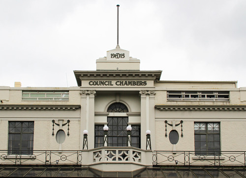 Council Buildings Hastings