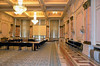 Boekarest, in het paleis van Nicolae Ceaușescu, Roemenië 2016 (wally nelemans) Tags: bucurești boekarest paleis palace nicolaeceaușescu parlementsgebouw 2016 palatulparlamentului romania roemenië