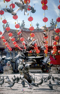 Guan Yin Temple Penang