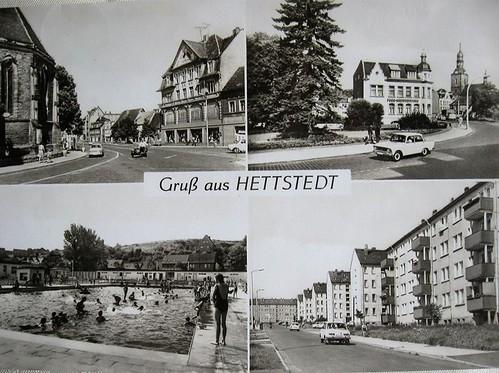 Hettstedt - alte Ansichtskarte