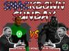 Smackdown Sunday- Martin Luther King Jr Day Edition- John Stewart Green Lantern VS Black Panther (Luigi Fan) Tags: martin luther king jr day john stewart green lantern black panther marvel dc comics vs