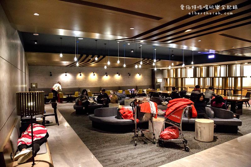 桃園中正機場休息室