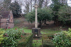 War memorial at Wookey Hole
