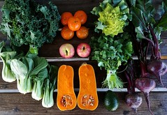 Suzie's CSA box, Week of Jan.  30 - Feb. 5
