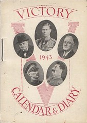 Victory Calendar & Diary (Ed Rudnicki Maye) Tags: ww2 wwii ww2vet canadaww2 worldwartwo canada canadian charles cmmaye canadianforces cm canadianarmy canadianmilitary canadiansoldier royalcanadianarmyservicecorps rcasc rudnicki royalcanadianlegionbranch15 military murray mayecharlesmurray margaret england muriel murielmaye 1942 1943 1944 1945 wararchiver history canadawarhistory ww2photos ww2canadapics ww2canadians