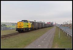RRF 21 - Botlek (Spoorpunt.nl) Tags: 28 januari 2017 rrf 21 botlek merseyweg cro gts