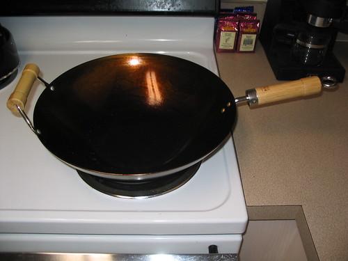 Come cucinare con il Wok (ed una ricetta)