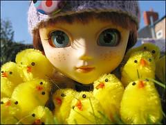 Pollyanna and friends