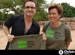 Bono in Mali