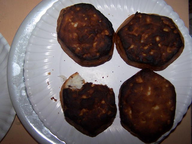 I Burned My Biscuits!!!
