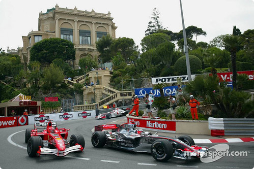 Overtaking At Loew's Hairpin?