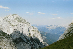 Walking upwards... (monika & manfred) Tags: mountains salzburg landscape austria high stones mm rough magnificent utataview