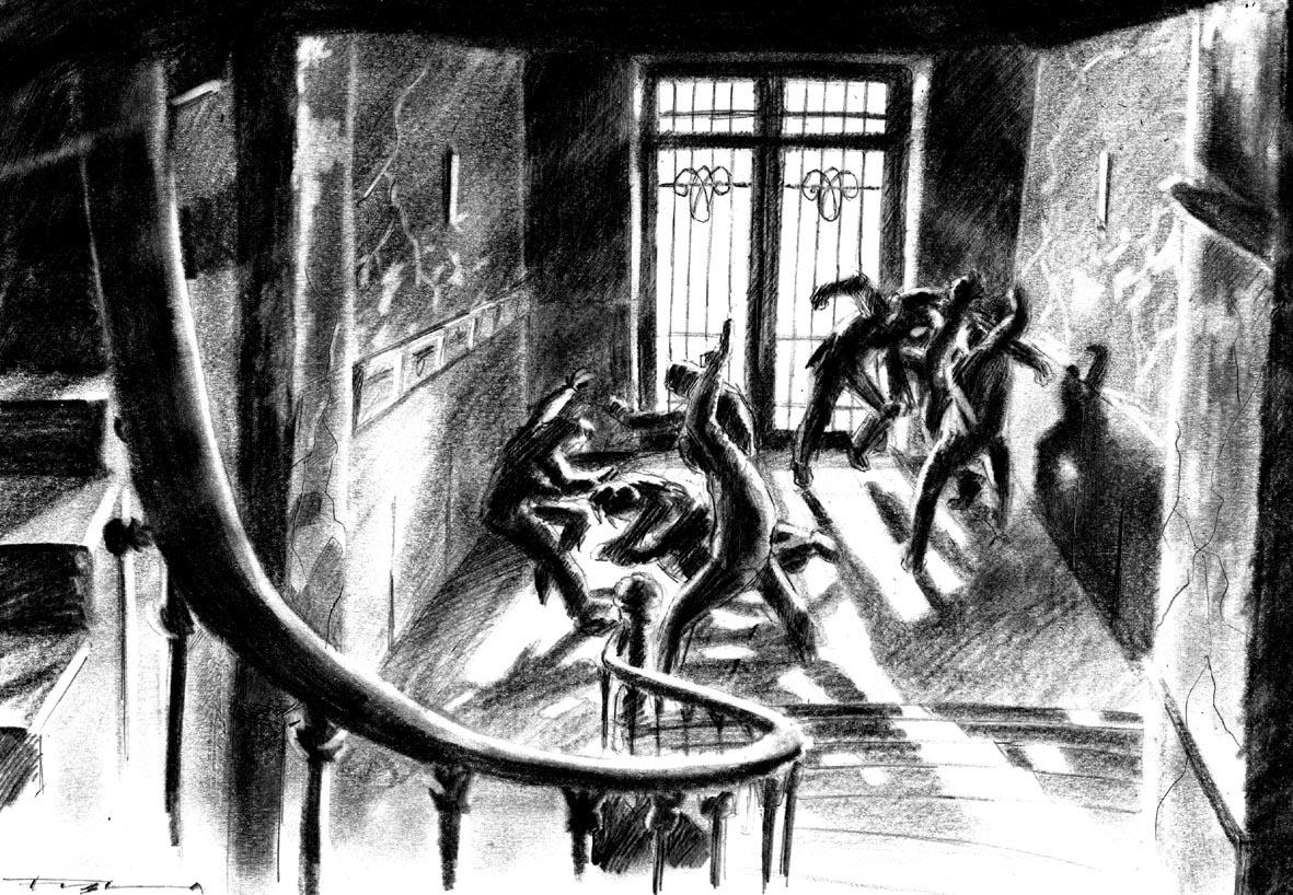 La detenció de Puig Antich segons Manuel Huerga