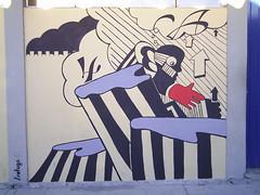 030-desenho na parede (leofurtado) Tags: pelotas desenho domjoaobraga