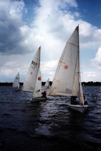sailing laser sailboats warwick draycote dinghies wusc draycotewater laserii