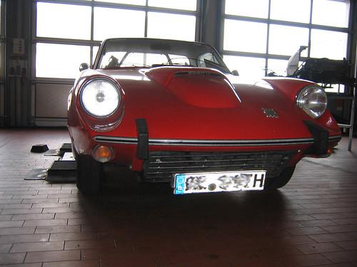 1966 Saab Sonett Ii. SAAB Sonett V4 2 photo